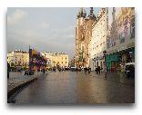 Краков: Торговая площадь Кракова