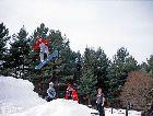 Крыница-Здруй: Сноуборд