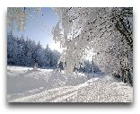 Крыница-Здруй: Зима