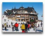 Крыница-Здруй: Курорт зимой