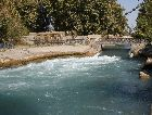 Курган-Тюбе: Река Вахш