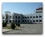 Курган-Тюбе: Аэропорт