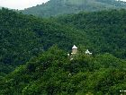 Кутаиси: Монастырь в горах