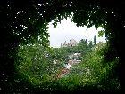 Кутаиси: Вид на храм Баграти