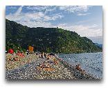 Квариати: Пляж Квариати