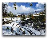 Лагич: Первый снег в Лагич