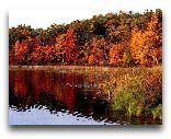 Ленкорань: Осенний пейзаж