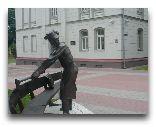 Лиепая: Памятник горожанину