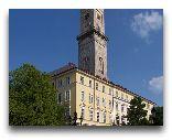 Львов: Львовская ратуша - здание городской администрации Львова