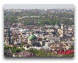 Львов: Панорама Львова