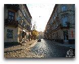 Львов: Утренняя улочка Львова