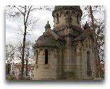 Львов: Часовня на Лычаковском кладбище во Львове