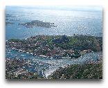 Марстранд: Панорама города