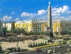 Минск: Монумент Победы