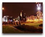 Минск: Ночной Минск
