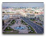 Минск: Площадь Минска