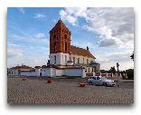 Мир: Костёл Святого Николая