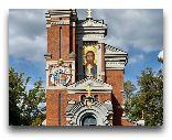 Мир: Часовня усыпальница Святополк -Мирских