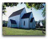 Остров Муху: Церковь Катарины