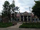 Нарва: Железнодорожный вокзал