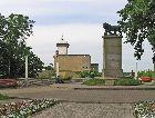 Нарва: Шведский лев в честь битвы в 1970 году