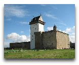 Нарва: Нарвская крепость