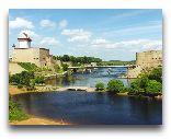 Нарва: Вид на замок
