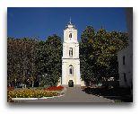 Несвиж: Колокольня монастыря бенедиктинок