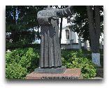 Несвиж: Памятник Симону Будны