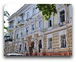 Одесса: Дом с атлантами