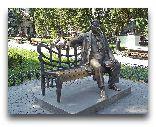 Одесса: Памятник Леониду Утесову