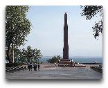 Одесса: Памятник Неизвестному матросу