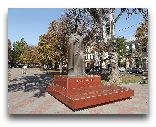 Одесса: Памятник Ивану Франко