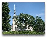 Отепяэ: Мариинская лютеранская церковь
