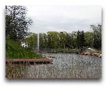 Пярну: Замковый ров