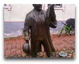 Пярну: Памятник первой газете