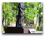 Полоцк: Памятник Ефросиньи Полоцкой