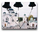 Полоцк: Площадь Спасо-Ефросиниевского монастыря.