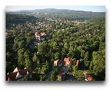 Поляница-Здруй: Панорама города