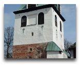 Порвоо: Колокольня Домской церкви