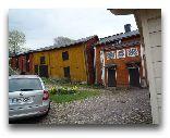 Порвоо: Старинные дворики
