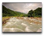 Рача: Горная река