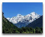 Рача: Кавказкий хребет