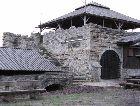Раквере: Во дворе замка