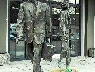 Раквере: Скульптура на улице города