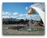 Раквере: Раквере фонтан