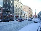 Рига: Улица Гертрудас