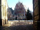 Рига: Ратушная площадь