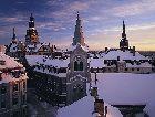 Рига: Зима а Риге