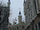Рига: Улицы Риги зимой